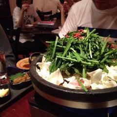 Photo taken at Hakata Tonton by Cassandra H. on 7/1/2013
