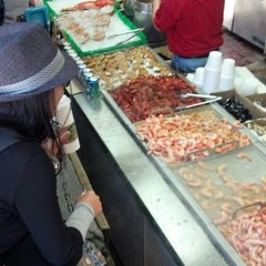 Photo taken at Maine Avenue Fish Market by Jason W. on 4/21/2013