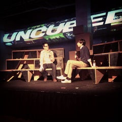 Photo taken at NYC Uncubed by Tarek P. on 11/13/2012