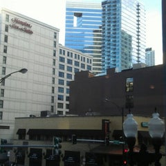 Photo taken at SpringHill Suites Chicago Downtown/River North by Stanislav G. on 1/20/2013