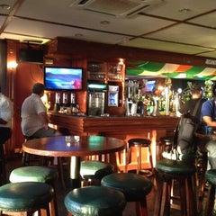 Photo taken at The Shamrock Irish Bar by Joyce Y. on 6/24/2014