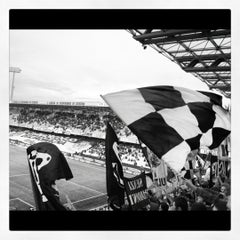 Photo taken at Orogel Stadium Dino Manuzzi by Ermanno C. on 11/10/2012
