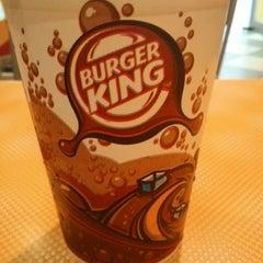 Photo taken at Burger King by Mario D. on 3/6/2014