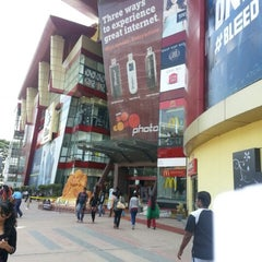 Photo taken at The Forum Mall by Gautam R. on 9/18/2012