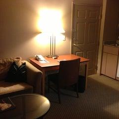 Photo taken at Sheraton Suites Houston Near The Galleria by Jacob E. on 11/8/2012