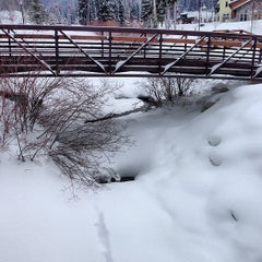 Photo taken at Winter Park Mountain Lodge by Dave J. on 2/9/2013