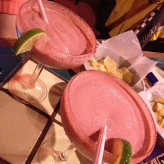 Photo taken at Margaritas Mexican Restaurant by Kate on 1/6/2013