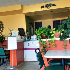 Photo taken at Papas and Tacos by toisan on 3/21/2014