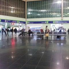 Photo taken at Terminal Rodoviário Frederico Ozanam by Sergio D. on 5/8/2013