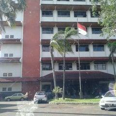 Photo taken at Universitas Gunadarma by Rara I. on 5/15/2013