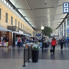Photo taken at Bradley International Airport (BDL) by Jennifer T. on 4/26/2013