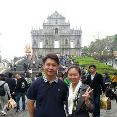 "Photo taken at Macau Square 澳門廣場 by ""Wisuwat"" O. on 3/1/2013"