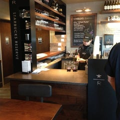 Photo taken at Starbucks by Trevor W. on 10/21/2012