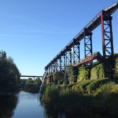 Das Foto wurde bei Landschaftspark Duisburg-Nord von Naree am 9/30/2012 aufgenommen