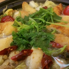 Photo taken at Chicken Hot Pot by Stanley 辉 on 9/17/2015