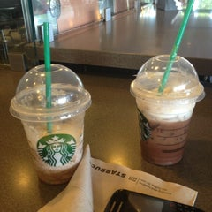 Photo taken at Starbucks by Nancy D. on 10/16/2012