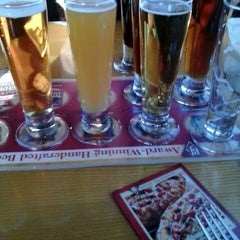 Photo taken at BJ's Restaurant and Brewhouse by Speedy S. on 2/17/2013