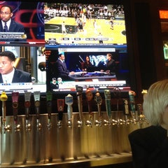 Photo taken at BJ's Restaurant and Brewhouse by Danny R. on 12/5/2012