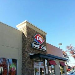 Photo taken at Dairy Queen by Tim H. on 10/22/2012