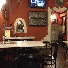 Photo taken at Cervecería Gondor by Veronica S. on 11/9/2012