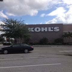 Photo taken at Kohl's by J H. on 10/24/2012