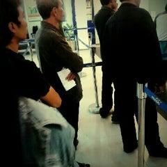 Photo taken at Bank Mandiri Cabang Kendari by Faisal J. on 11/8/2012