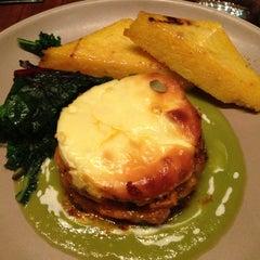 Photo taken at Greens Restaurant by Glen L. on 3/3/2013