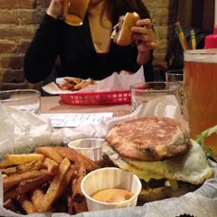 Photo taken at Little B's by Christina L. on 1/31/2015