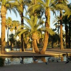 Photo taken at Encanto Park by Scott D. on 10/27/2012