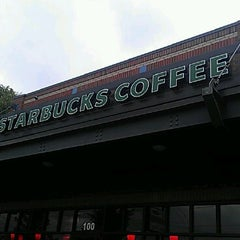 Photo taken at Starbucks by Will W. on 9/18/2012