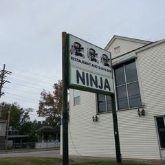 Photo taken at Ninja by Alex G. on 1/1/2013