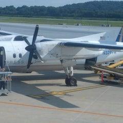Photo taken at Harrisburg International Airport (MDT) by Doug V. on 8/16/2013