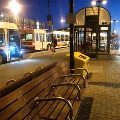 Photo taken at Oakville GO Station by Joanne M. on 10/12/2012
