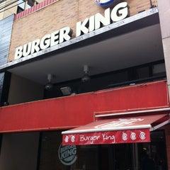 Photo taken at Burger King by Sergio B. on 10/12/2012