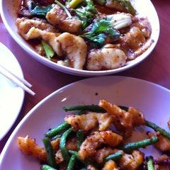Photo taken at Taste of Sichuan Beaverton by SAC on 5/7/2013