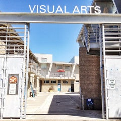 Photo taken at Visual Arts Facility (UCSD) by RBST on 9/2/2014