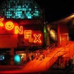 Photo taken at Ciudad Cultural Konex by Nicolas S. on 3/12/2013