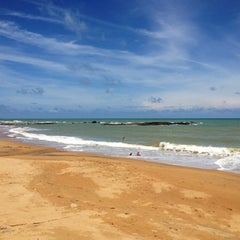 Photo taken at Ocean Breeze - Khao Lak by Алена on 6/3/2013