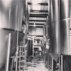 Photo taken at (512) Brewing Company by Clint A. on 9/28/2013