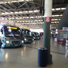 Photo taken at Terminal de Buses San Borja by Doso S. on 3/23/2013