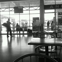 Photo taken at Terminal de Buses María Teresa by Gustavo V. on 10/27/2012