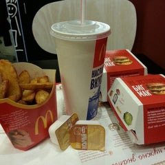 Photo taken at McDonald's by Димка С. on 10/4/2012
