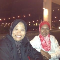 Photo taken at Spinnaker Waterfront Labuan by Normawati Abd Basit on 4/28/2012