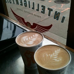 Photo taken at Intelligentsia Coffee by Kyle G. on 3/3/2012