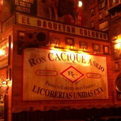 Photo taken at La Bodeguita Indiana by Jesús V. on 9/14/2012