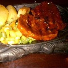Photo taken at Obonk Steak & Ribs by Ridya N. on 12/14/2013