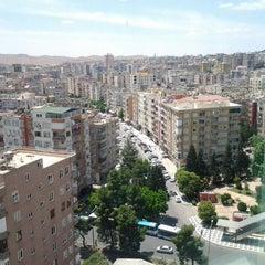 Photo taken at Şanlıurfa by Ufuk Y. on 5/23/2013