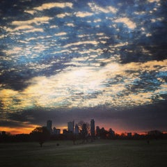 Photo taken at Zilker Park by Scott B. on 2/27/2013