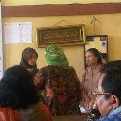 Photo taken at SMA Negeri 1 Surabaya by Six A. on 10/25/2013