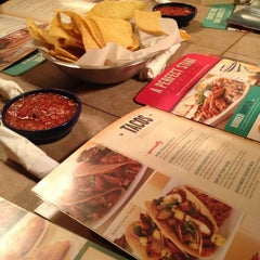Photo taken at On The Border Mexican Grill & Cantina by Priscilla M. on 3/5/2013